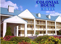colonial house motel