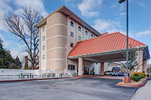 hotels pigeon forge