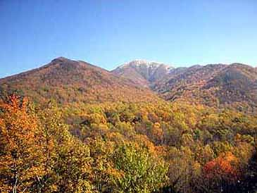 mt leconte