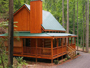 pet friendly cabins