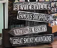 sevierville welcome center
