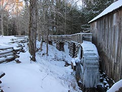winter cable mill