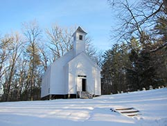 church cades cove